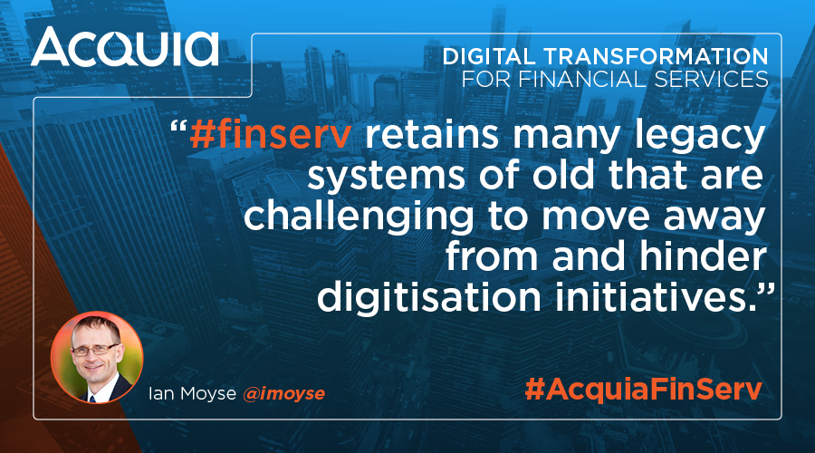 Ian Moyse on the digital transformation of financial services