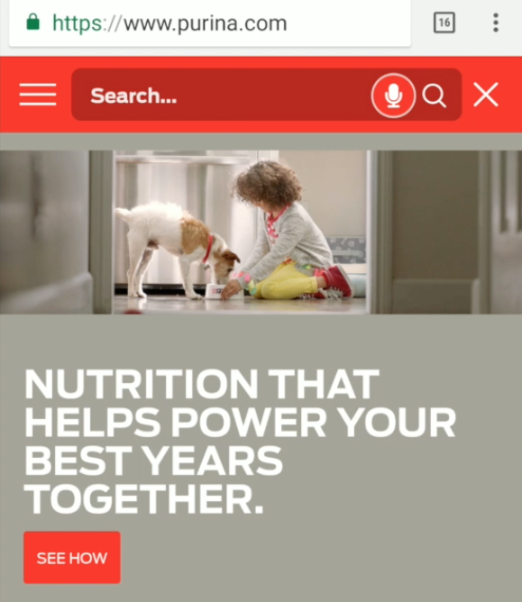 Voice-enabled search in action: Nestlé Purina and Acquia Labs
