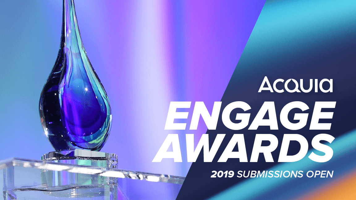 2019 Engage Award Blog Image