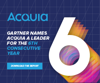 Gartner Names Acquia A Leader