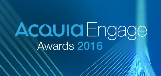Announcing the 2017 Acquia Engage Awards   Drupal