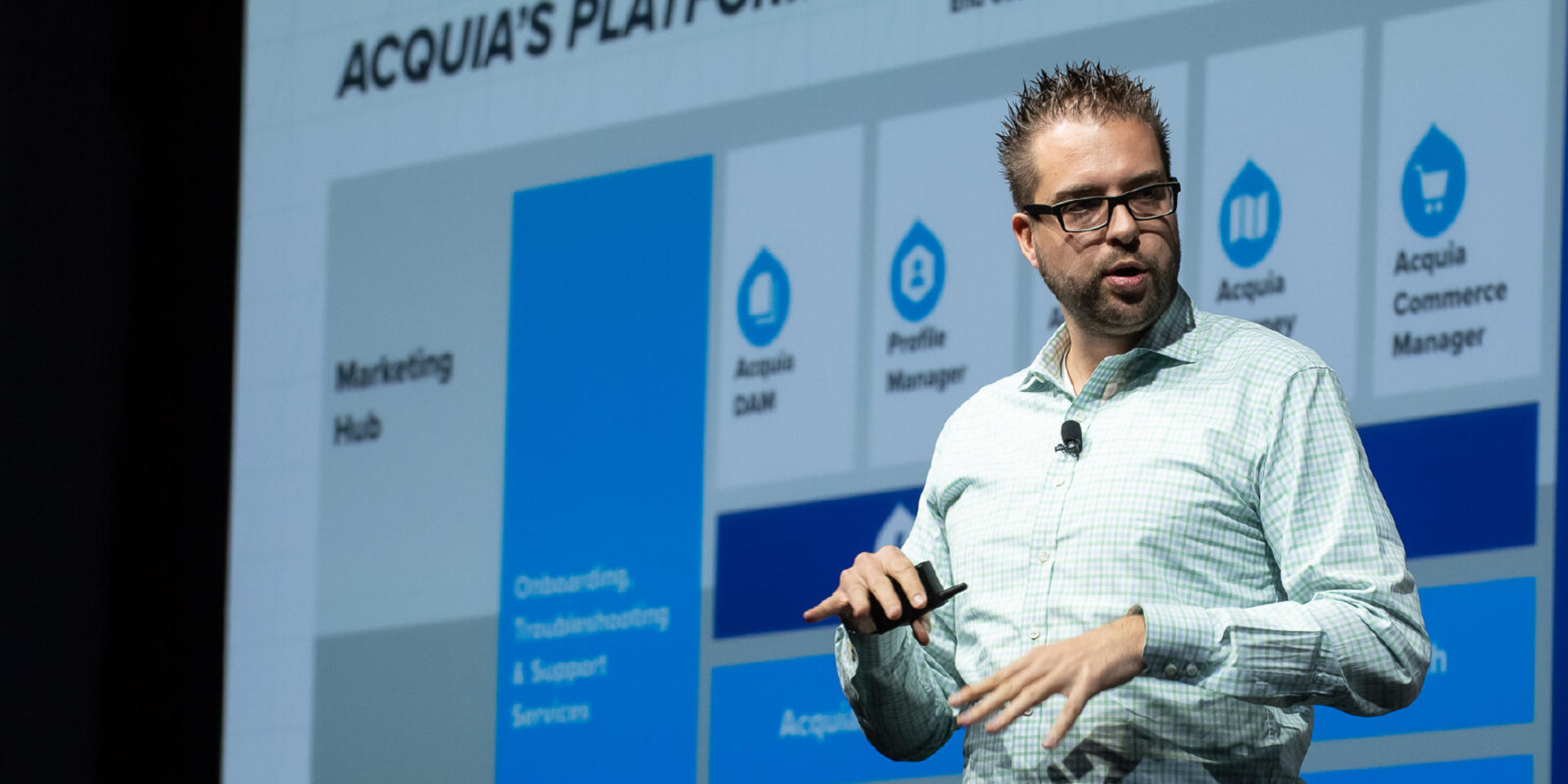 Dries Buytaert | Found of the Drupal Project / CTO at Acquia