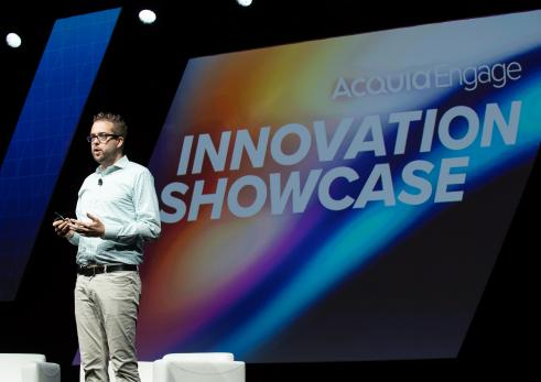 Acquia Engage: The Austin, Texas, Takeover, Day One