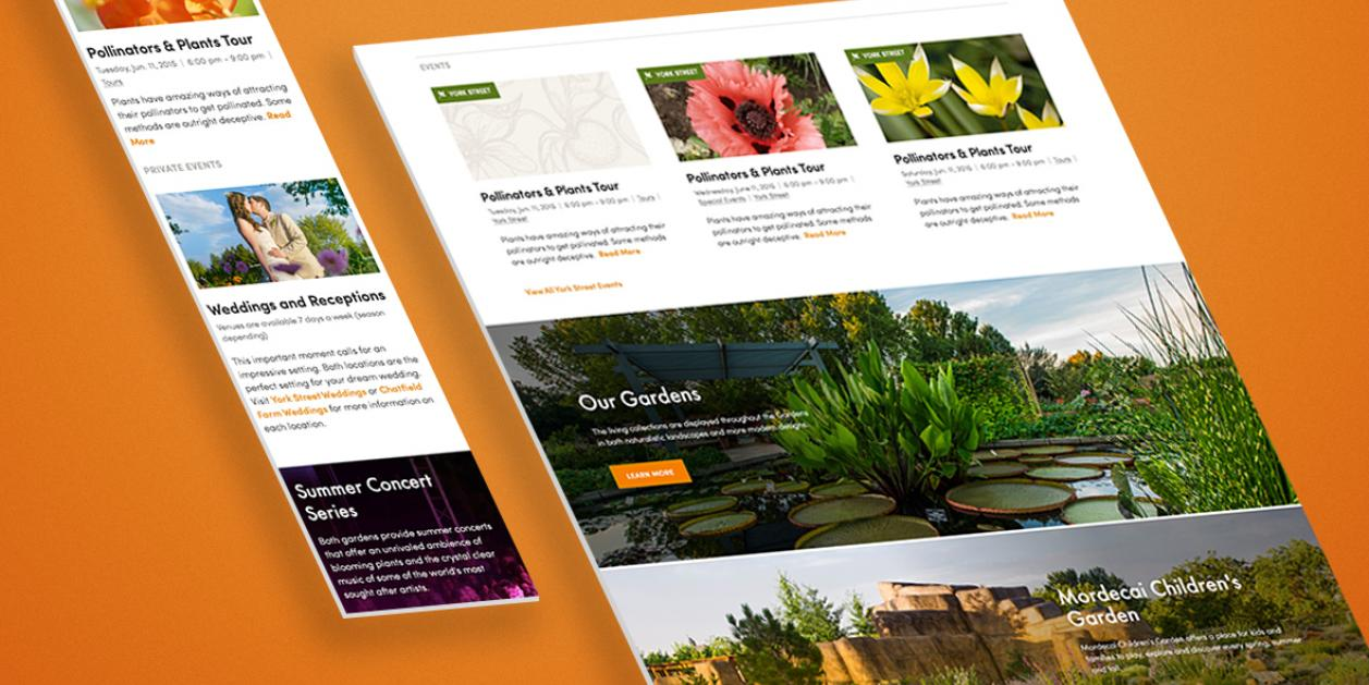 How the Denver Botanic Gardens are growing with Drupal