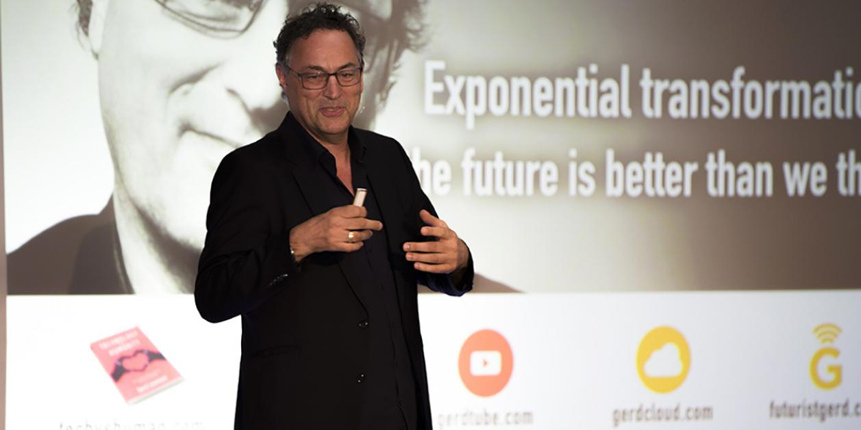 Gerd Leonhard at Acquia Engage Europe