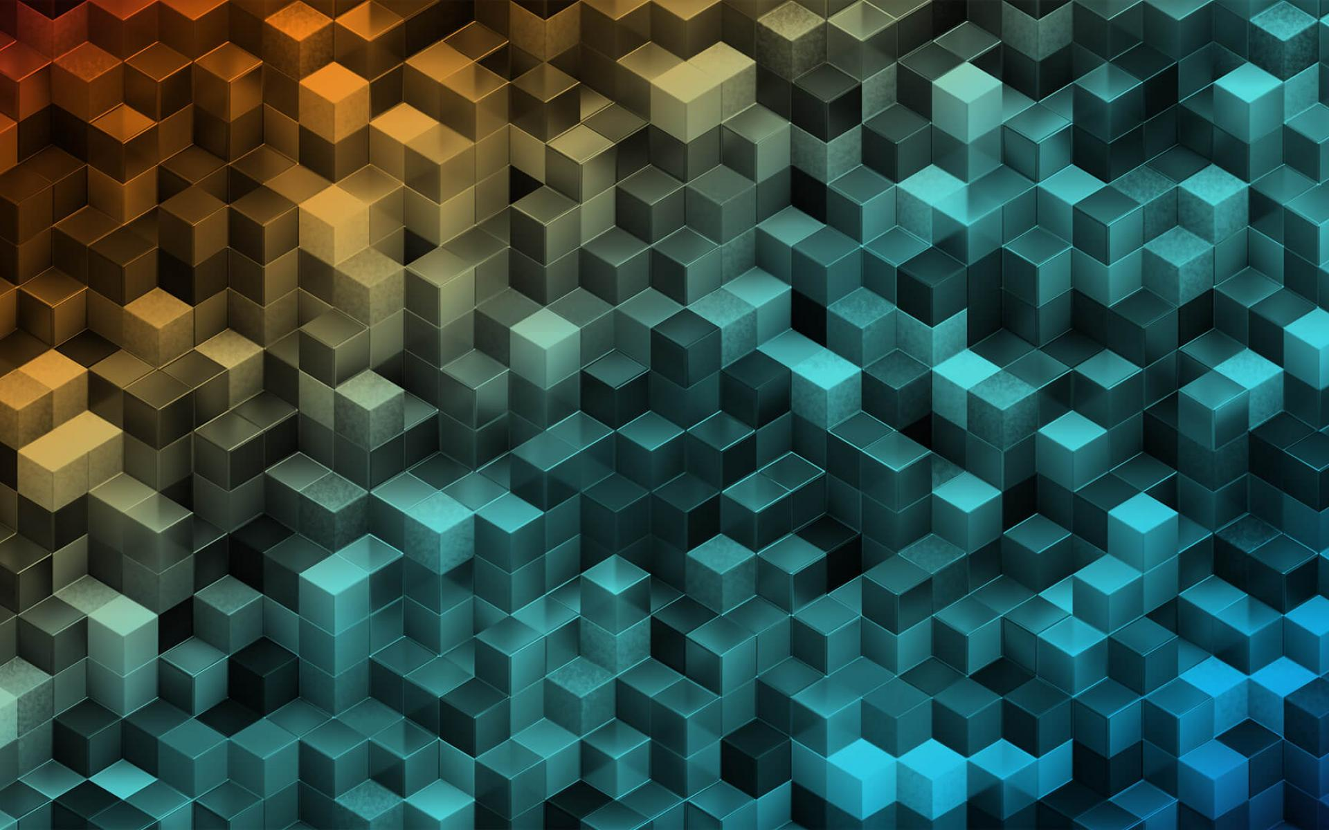 Acquia Lift Cube Background