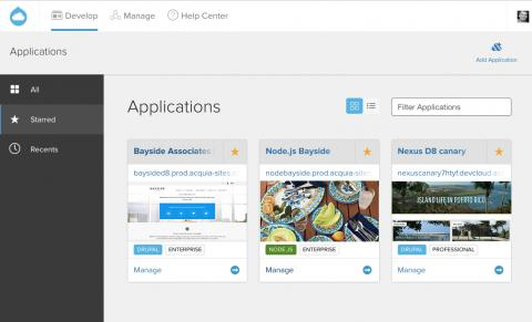 Acquia Debuts Node.js and Headless Drupal on Acquia