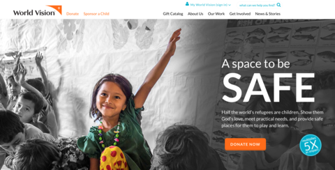 world vision screenshot