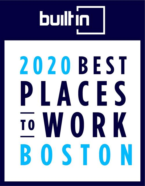 Built in Boston Badge