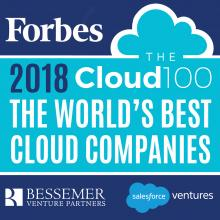 Acquia Named to Forbes Cloud 100 for 2018