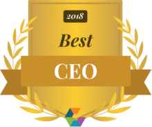 Comparably Best CEO award Acquia