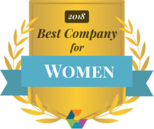 Comparably Best Companies for Women Acquia