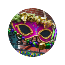 New Orleans Engage Mask