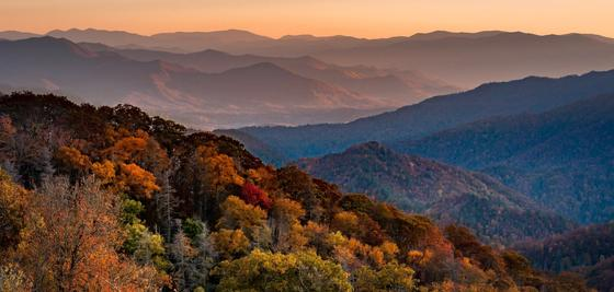 mountains of Tennessee