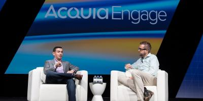 Watch Dries Buytaert's Acquia Engage 2018 Keynote Address