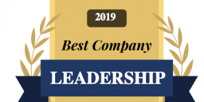 comparably leadership award badge
