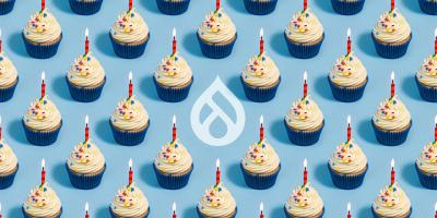 drupal 20th birthday