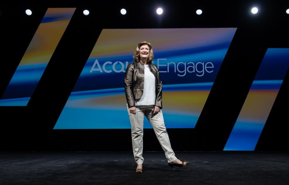 Lynne Capozzi Acquia Engage 2018