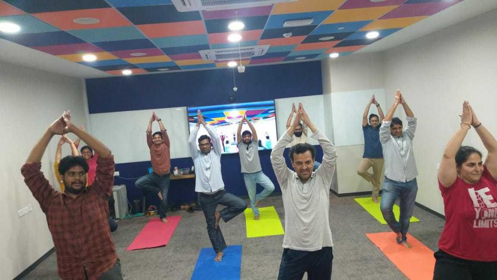 acquia india wellness day