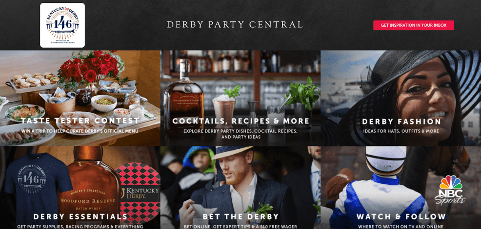 kentucky derby resources